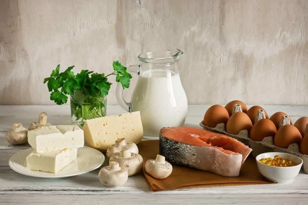 Vitamin D3 có trong nhiều loại thực phẩm