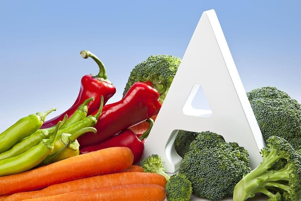 Các bậc phụ huynh nên bổ sung vitamin A cho trẻ từ thực phẩm
