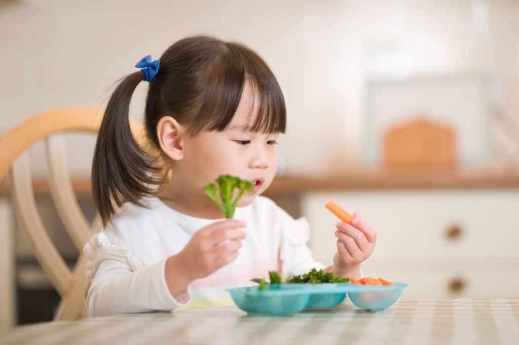 Vitamin A rất quan trọng đối với sự phát triển của trẻ