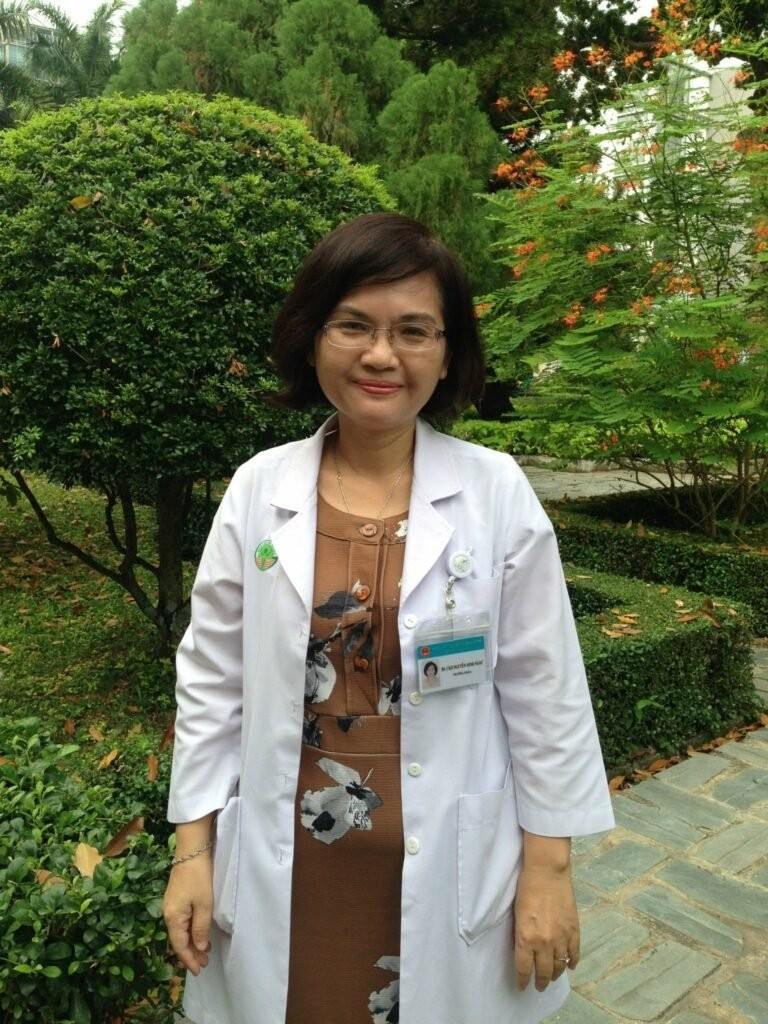 Bác sĩ Chuyên khoa II Nguyễn Minh Ngọc