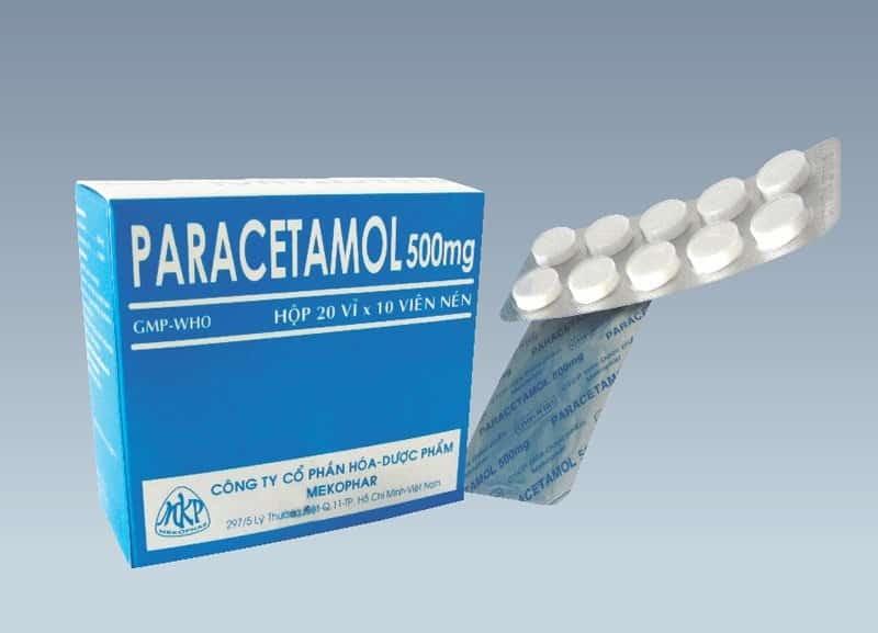 Cơ chế hoạt động của thuốc giảm đau Paracetamol
