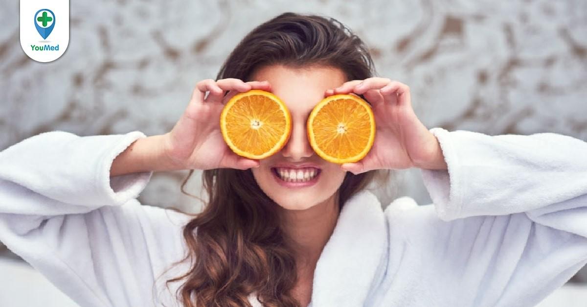 Vitamin C dưỡng da: xu hướng làm đẹp hiệu quả