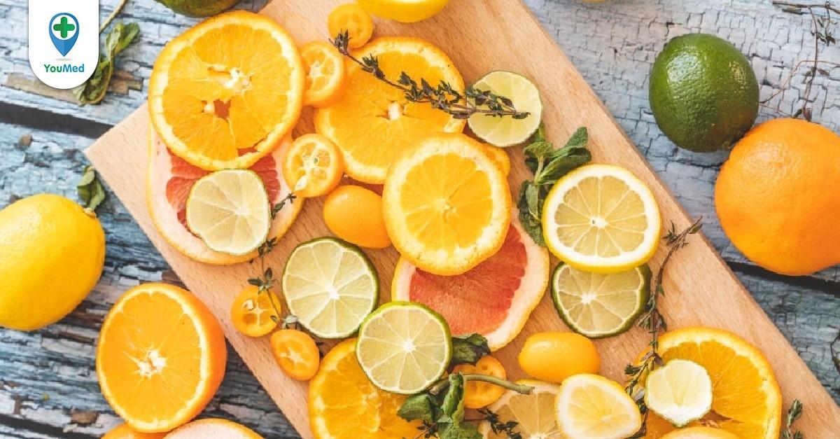 15 Triệu chứng thiếu vitamin C mà bạn nên biết