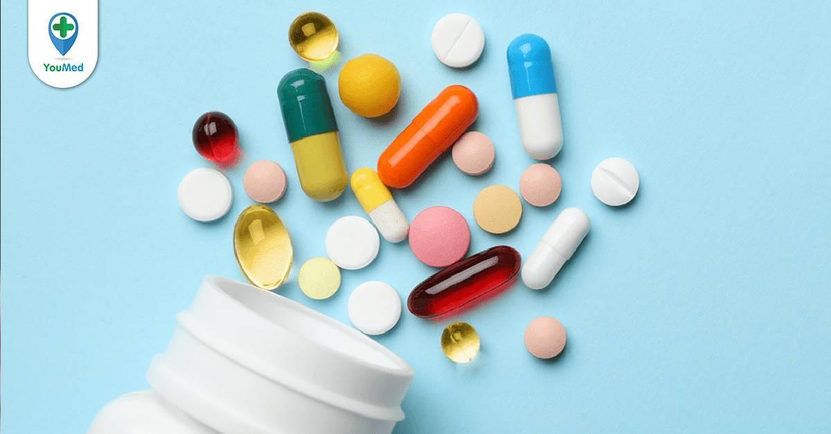 Thuốc giảm đau opioid và những điều cần biết