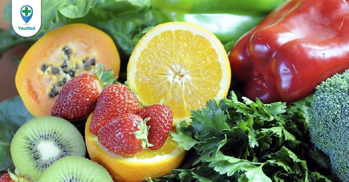 Thừa vitamin C: Ảnh hưởng như thế nào đến sức khỏe của bạn?