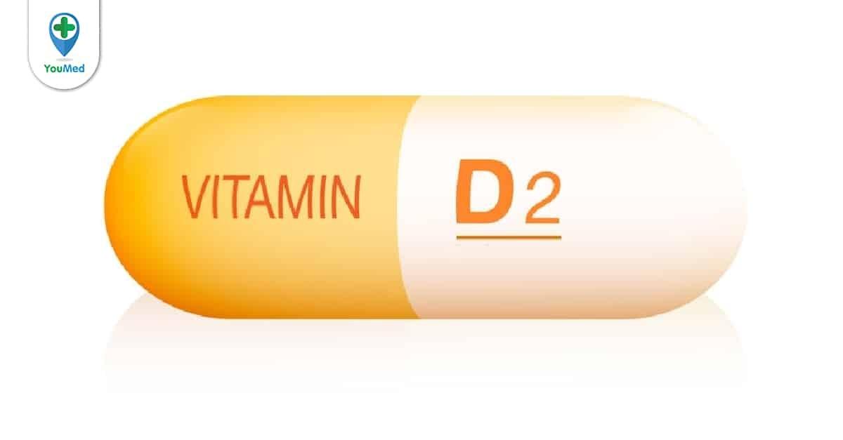 Vitamin D2: loại vitamin tưởng lạ nhưng lại quen