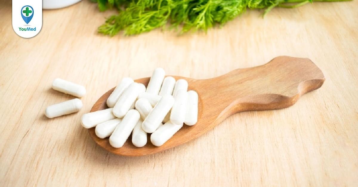 Vitamin K1 và những điều mà bạn cần phải biết