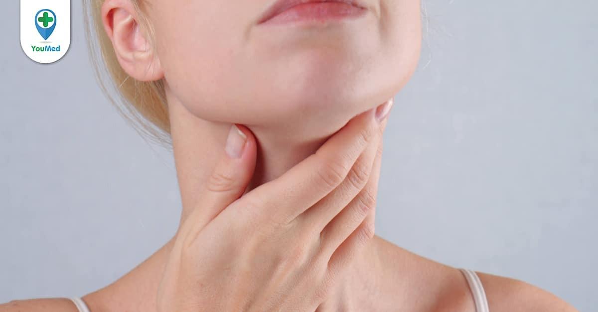 Dấu hiệu ung thư vòm họng mà bạn nên biết