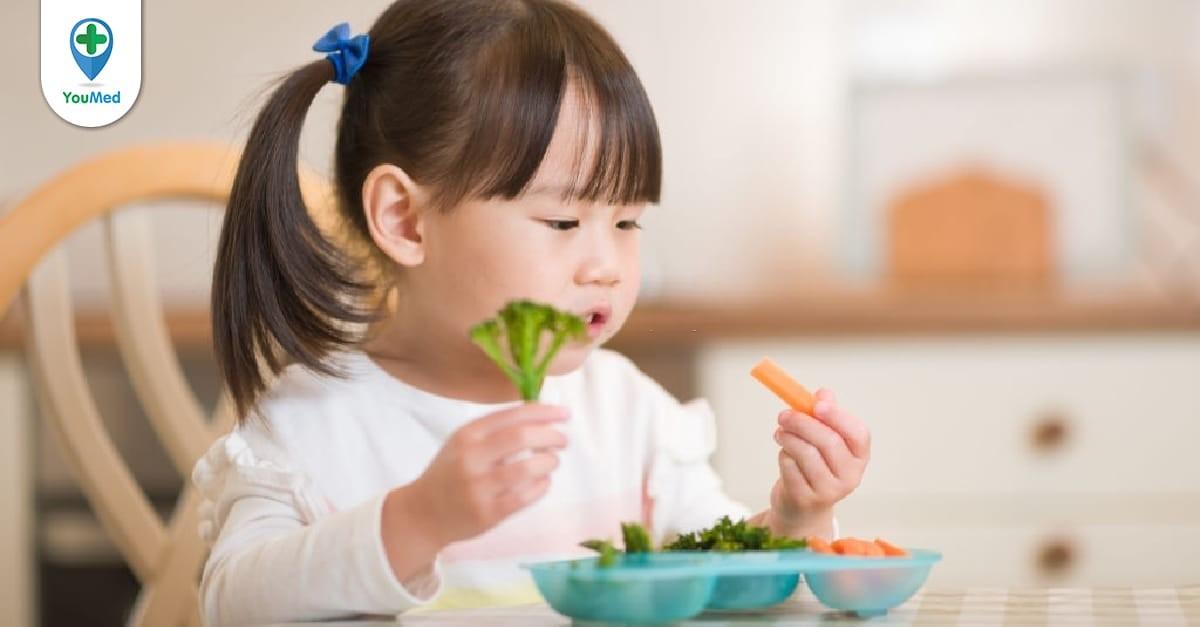 Những điều cần biết về vitamin a cho trẻ