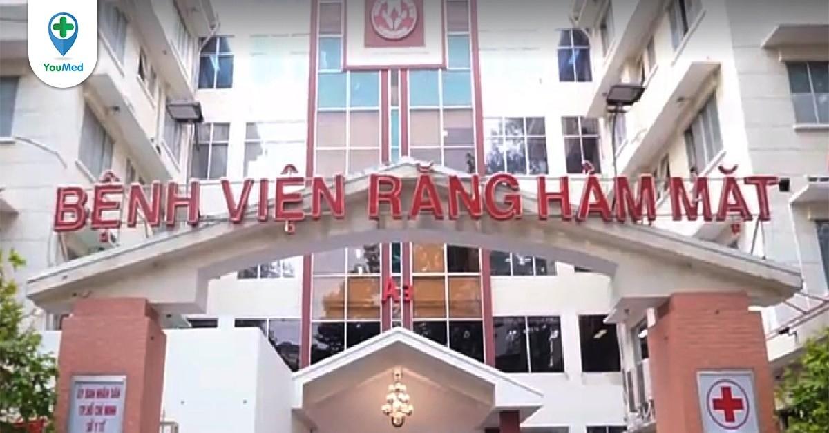 Bệnh viện Răng Hàm Măt TPHCM