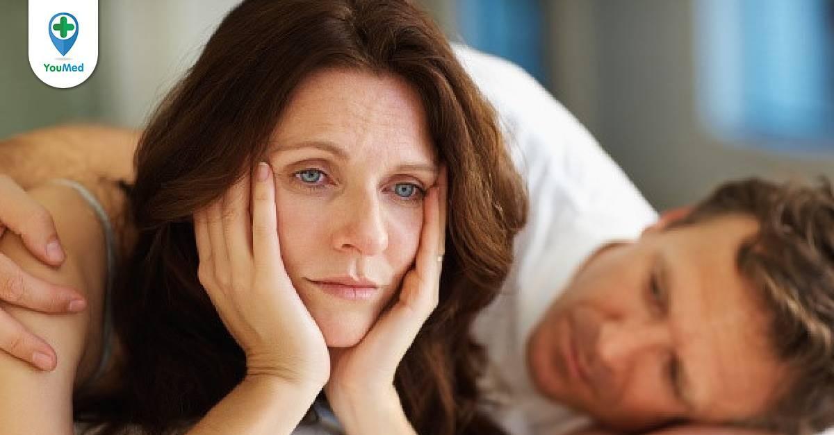 Triệu chứng tiền mãn kinh kéo dài bao lâu