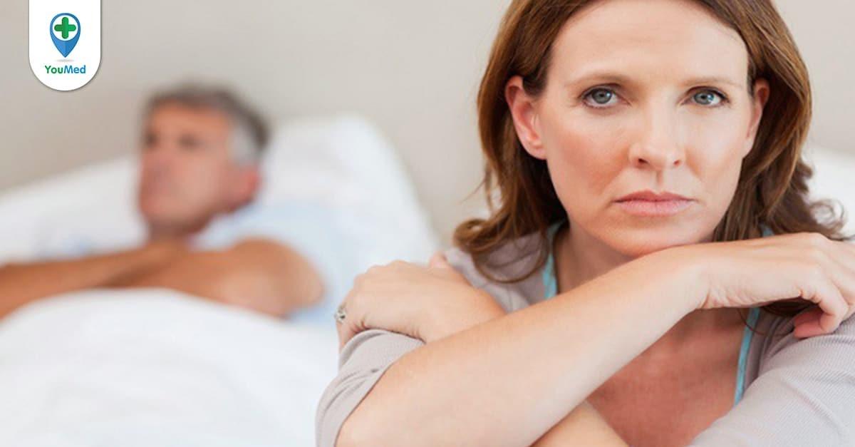 Tiền mãn kinh: Nỗi lo âu của người phụ nữ