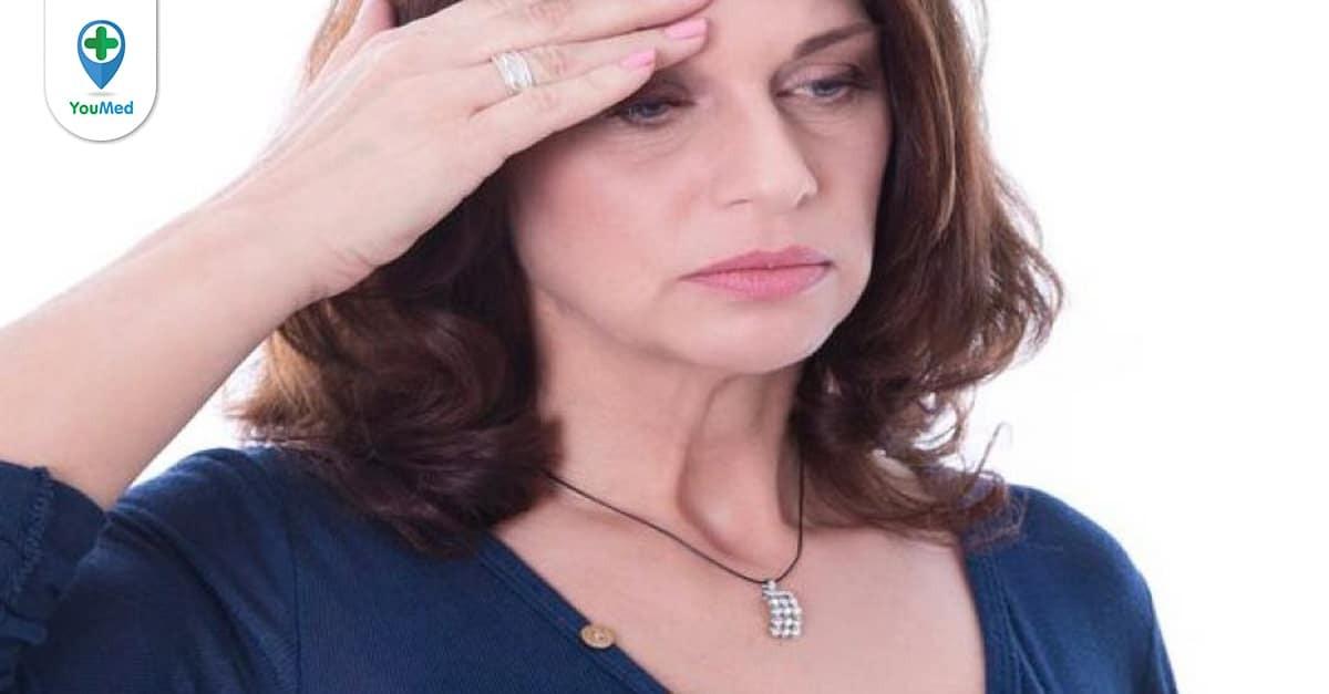 7 triệu chứng tiền mãn kinh dễ nhận biết