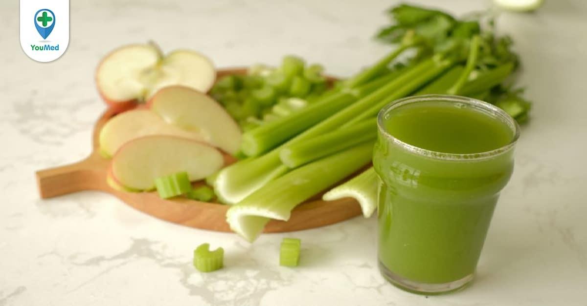 Những thực phẩm trị sỏi thận cực hiệu quả bạn nên biết