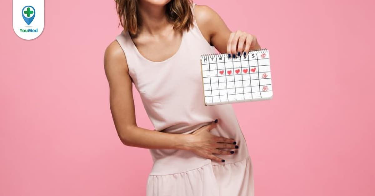 Chậm kinh bao lâu thì có thai?