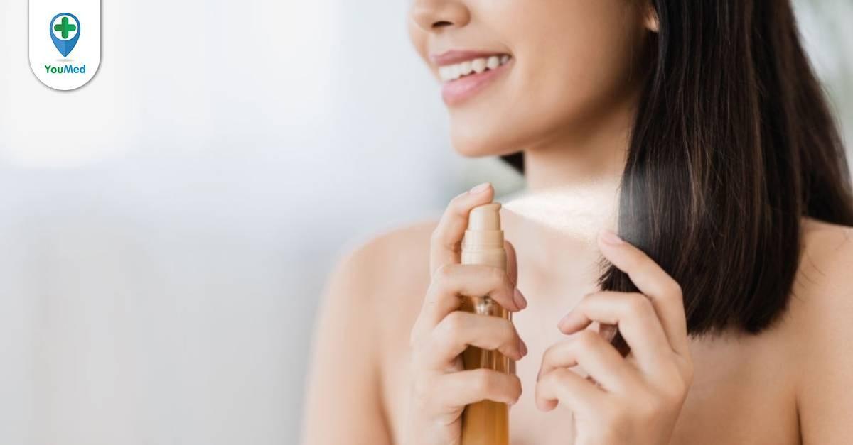 Sử dụng vitamin E dưỡng tóc có hiệu quả không?