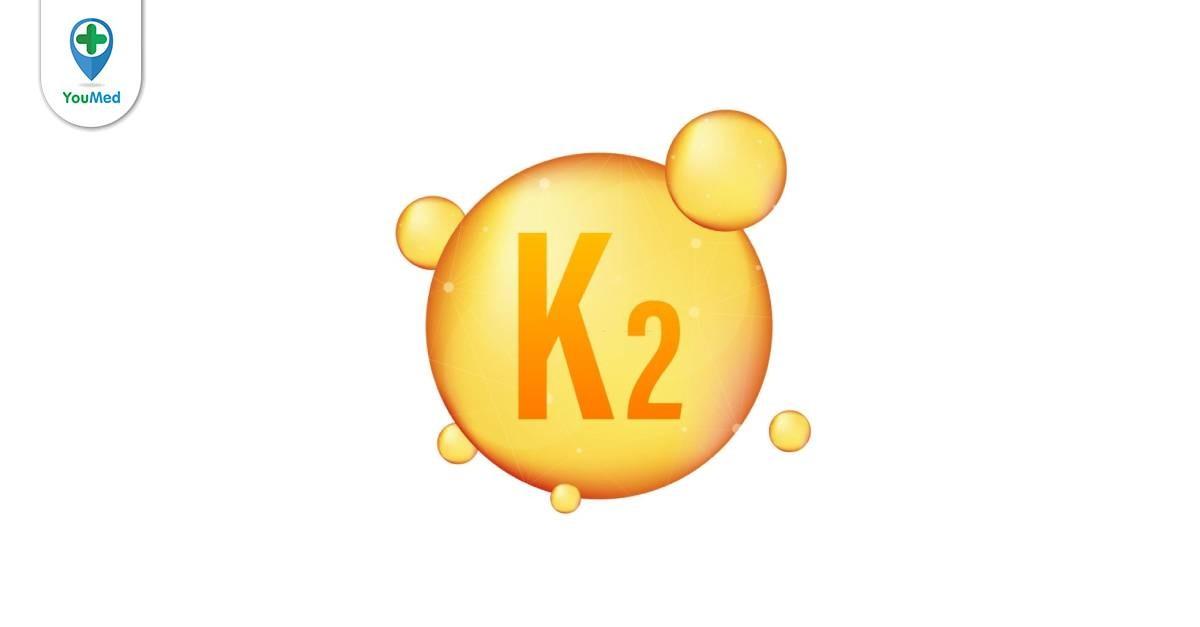 Bạn đã biết gì về vitamin K2 hay chưa?