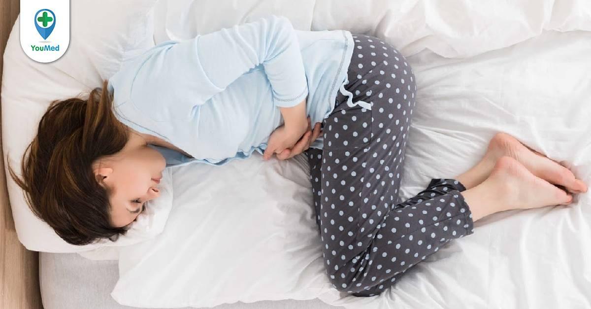 Có thể giảm đau bụng kinh bằng thuốc?