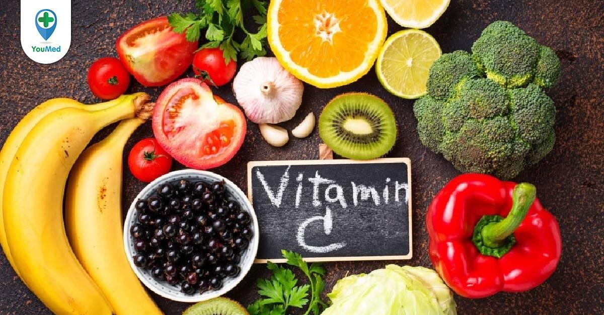 Vitamin C có trong thực phẩm nào