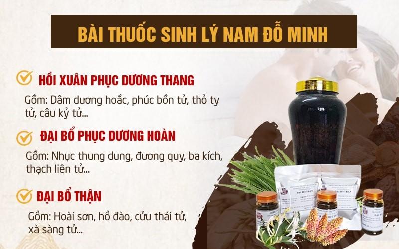 Bài thuốc Đông y Đỗ Minh