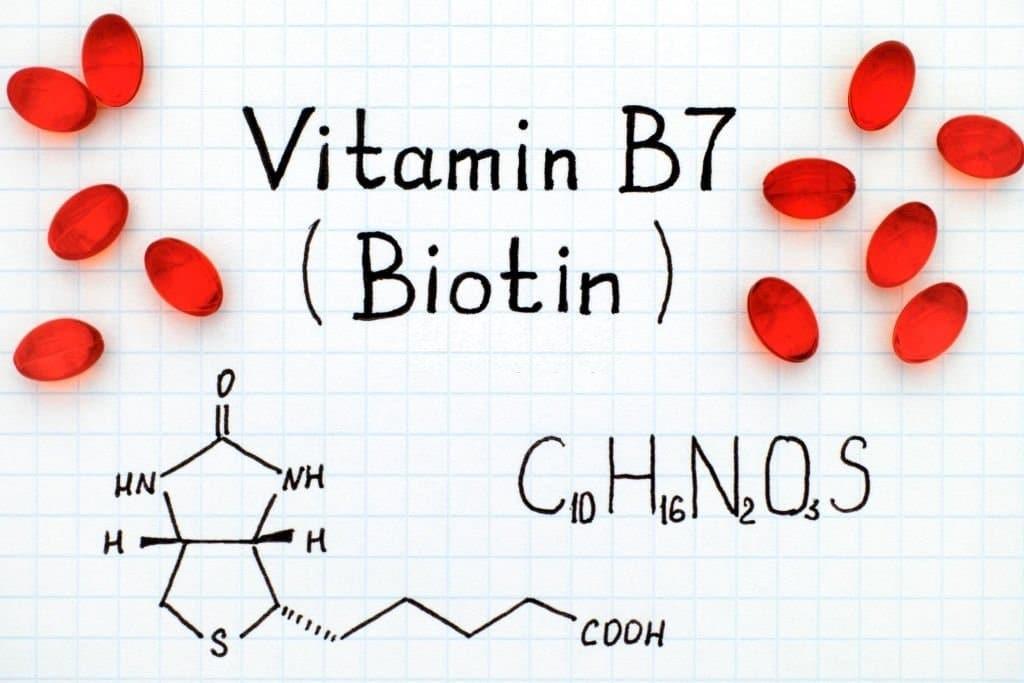Biotin đôi khi còn được gọi là vitamin B7, vitamin H, hoặc coenzyme R