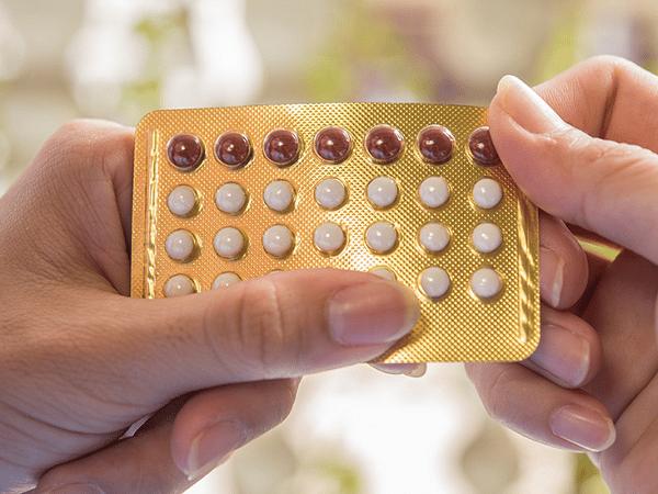 Quên dùng thuốc tránh thai có thể gây chảy máu âm đạo bất thường