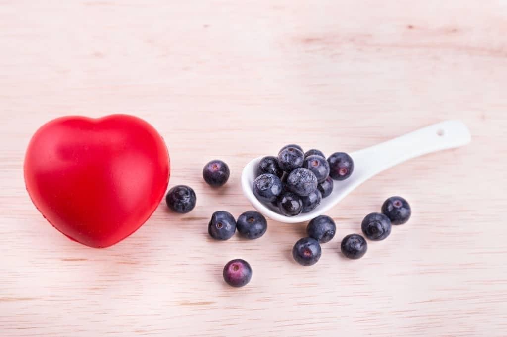 Quả việt quất giàu anthocyanin và chất chống oxy hóa có nhiều lợi ích cho sức khỏe và tốt cho tim mạch