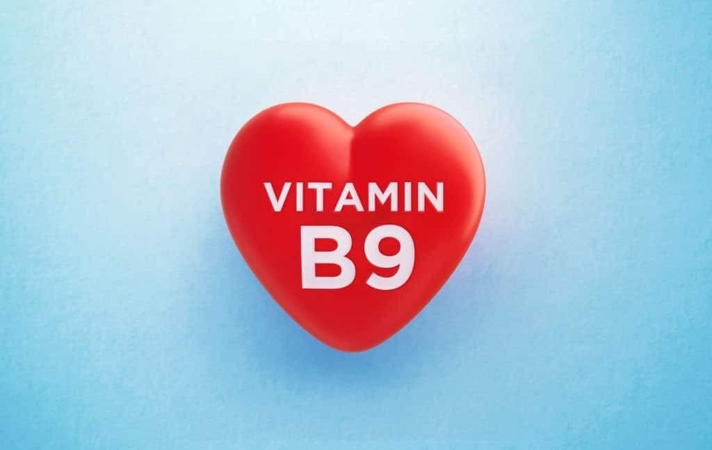 Folate là một tên khác của vitamin B9, một trong tám vitamin B