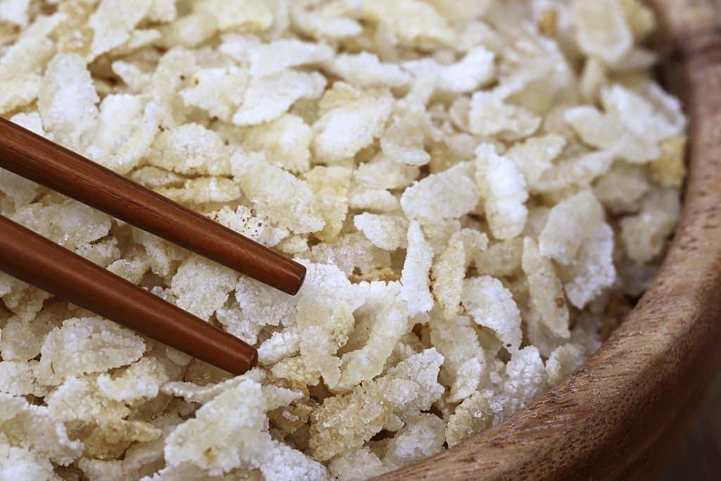 Gạo cán dẹt dễ tiêu hóa và giúp trẻ dễ no, đặc biệt phù hợp trong giai đoạn bé bị bệnh