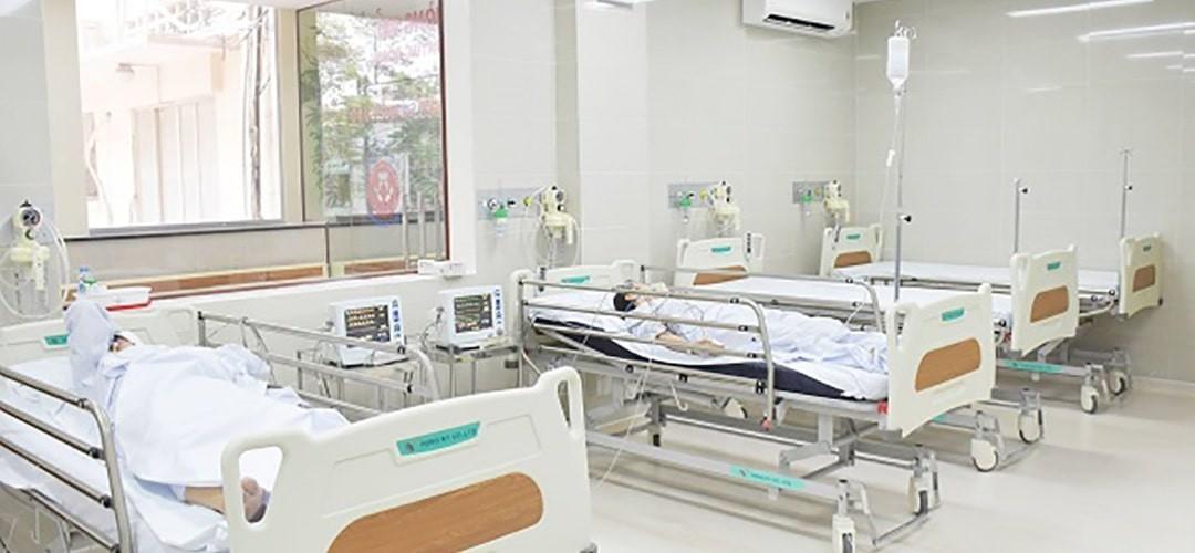 Hệ thống phòng mổ hiện đại tại bệnh viện Răng Hàm Mặt TPHCM