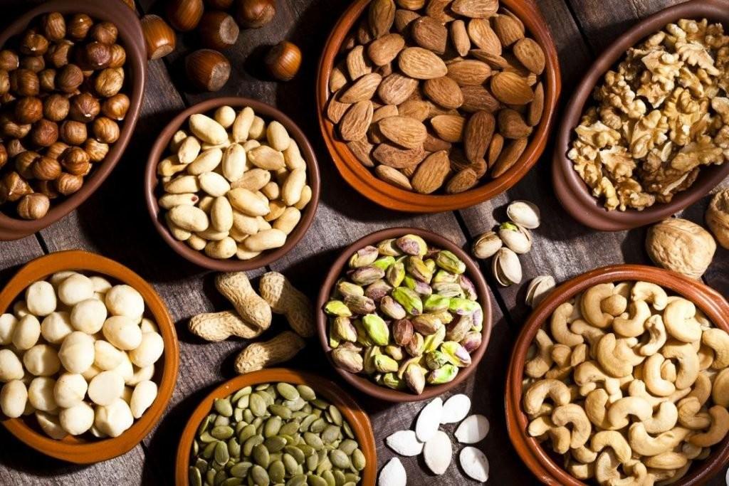 Bổ sung các loại hạt giúp cải thiện triệu chứng tiền mãn kinh