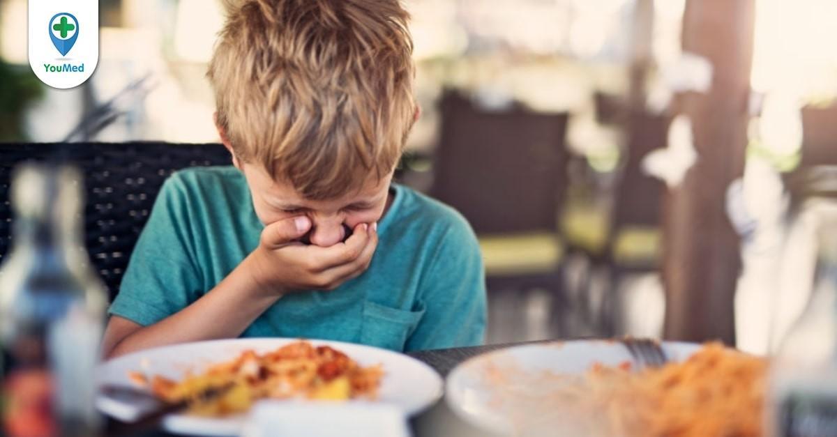 Nguyên nhân gây ngộ độc thực phẩm