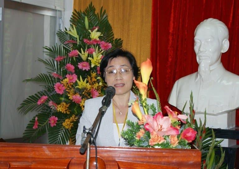 Phó Giáo Sư, Tiến sĩ, Bác sĩ Phạm Thị Minh Hồng