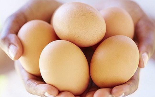 Bỏng nên kiêng ăn trứng