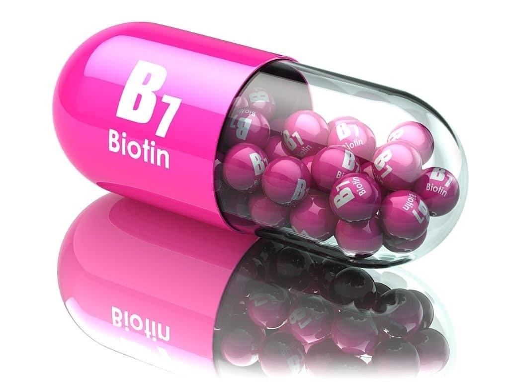 Biotin (vitamin B7) có vai trò quan trọng đối với cơ thể