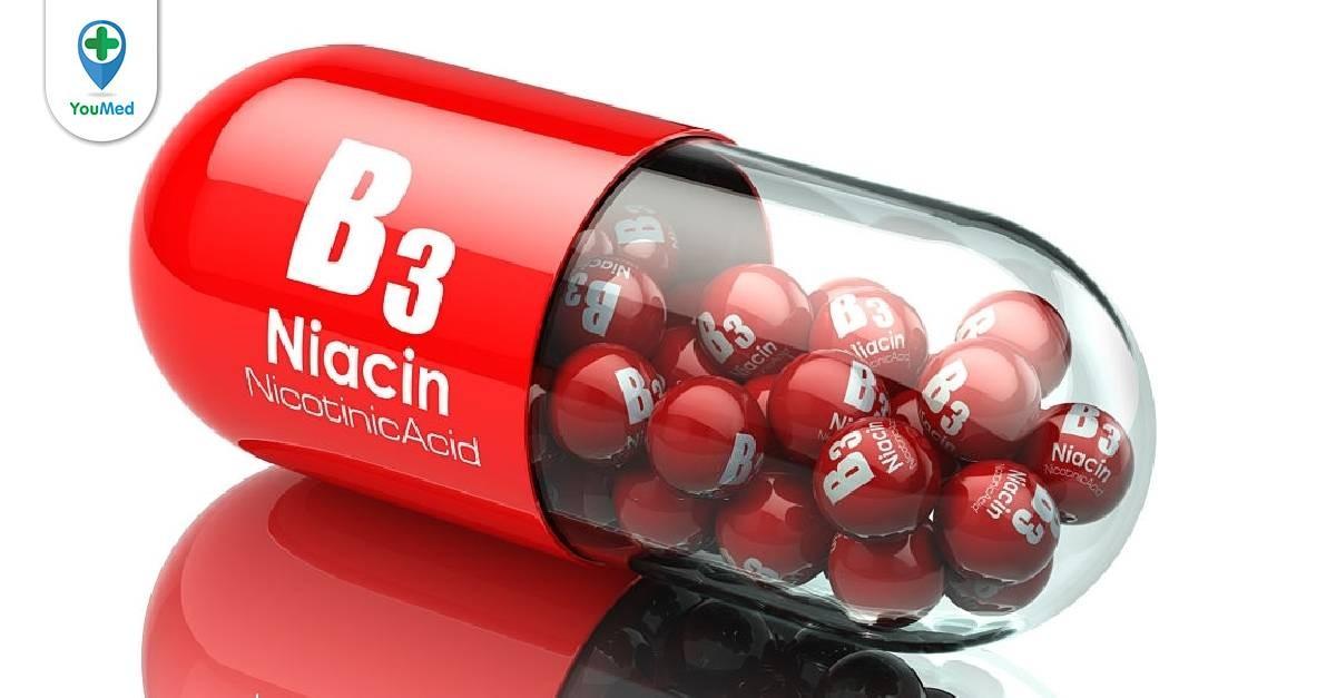 Bạn có biết Vitamin B3 có tác dụng gì hay không?