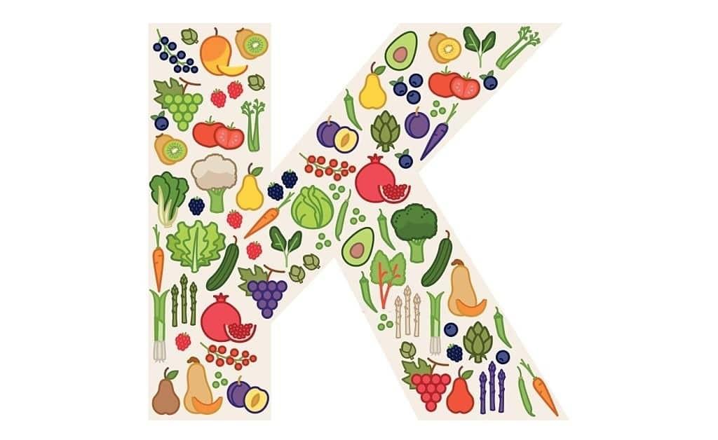 Những thực phẩm chứa vitamin K