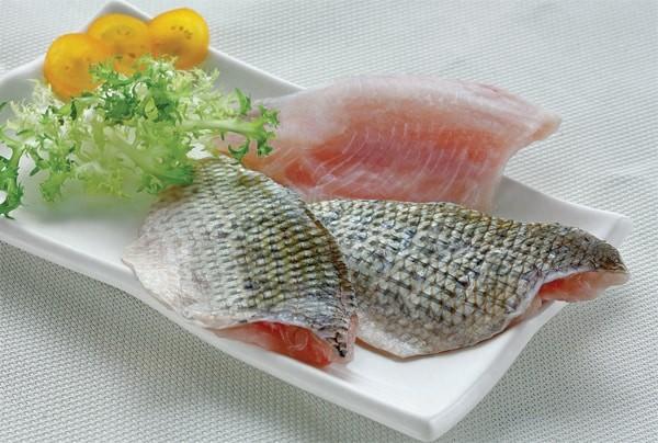 Cá rô phi - thực phẩm tăng cơ