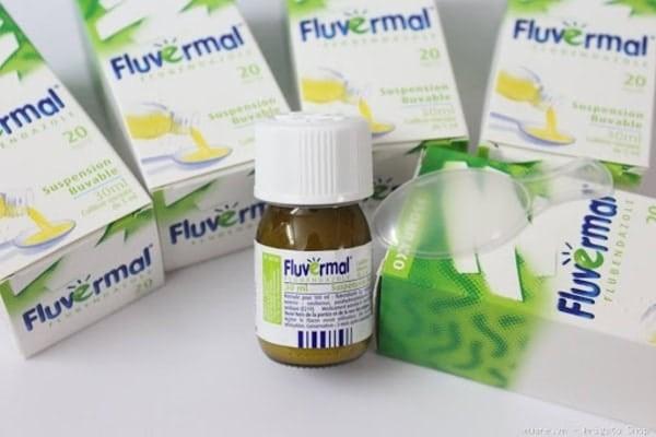 Siro tẩy giun Fluvermal