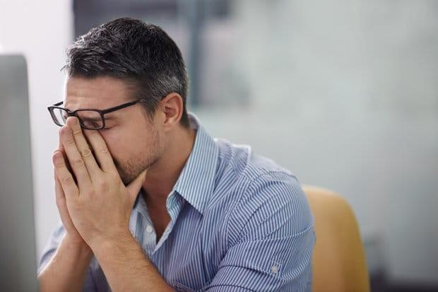 Nam giới nên giảm bớt căng thẳng để cải thiện chất lượng tinh trùng