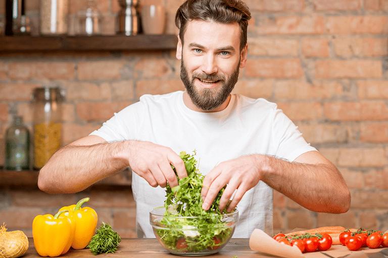 Xây dựng chế độ ăn khoa học có thể cải thiện chất lượng tinh trùng