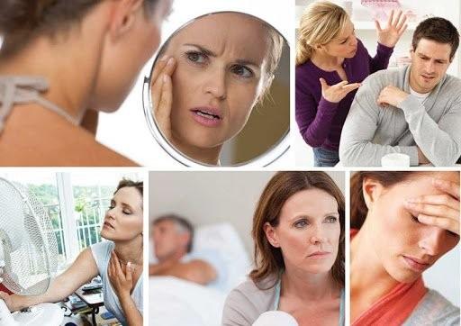 Các triệu chứng tiền mãn kinh gây nhiều khó chịu cho chị em phụ nữ