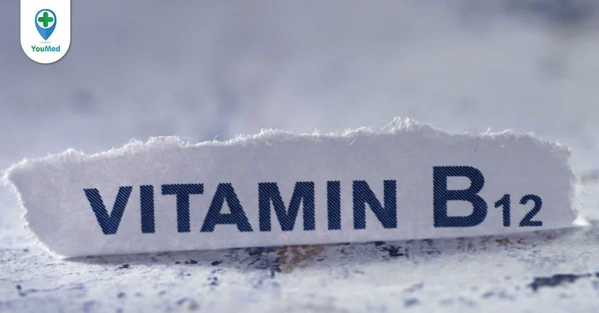 Cobalamin rất cần thiết cho cơ thể