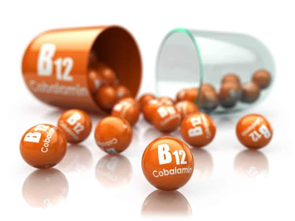 Vitamin B12 có rất nhiều tác dụng