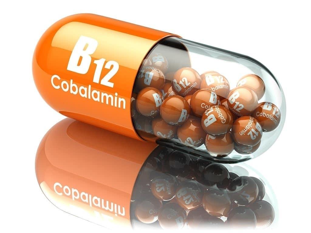 Vitamin B12 có liên quan đến các quá trình thiết yếu khác nhau của cơ thể