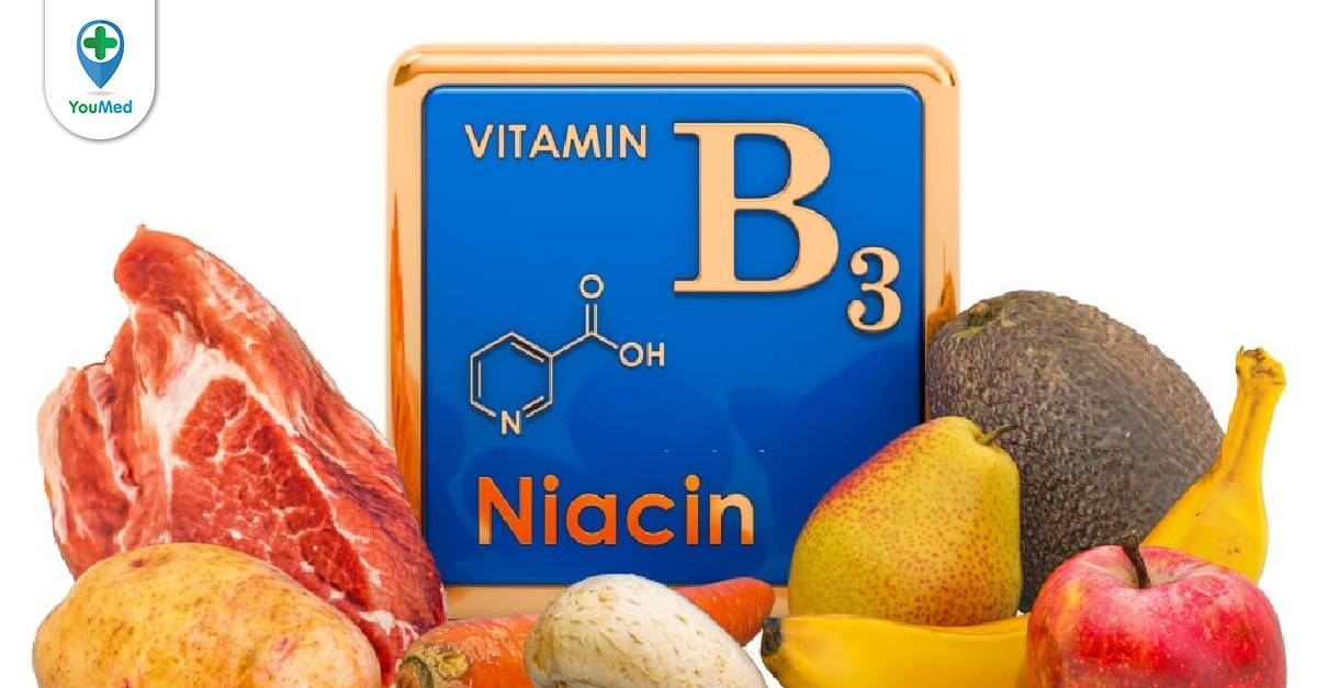 7 điều nên biết về vitamin B3 để có sức khỏe tốt hơn