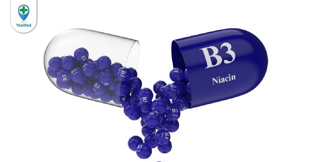 Thiếu vitamin B3: hậu quả không thể lường trước