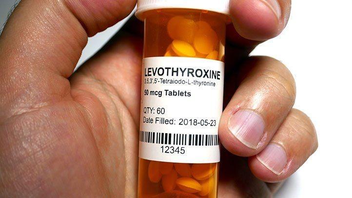 Levothyroxine là liệu pháp điều trị suy giáp phổ biến nhất hiện nay