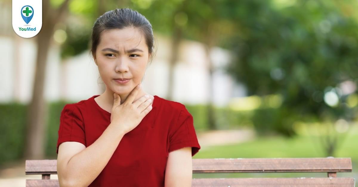 Ung thư phổi di căn hạch ở cổ: dấu hiệu, chẩn đoán và điều trị