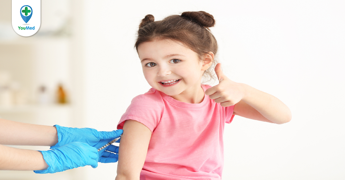 Viêm não mô cầu bc tiêm cho trẻ mấy tuổi